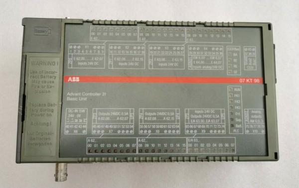 ABB 07KT98 WT98 GJR5253100R0278 Basic Module Ethernet