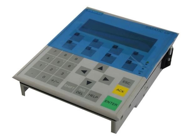 SIEMENS 6AV3607-1JC20-0AX1 Operator Module