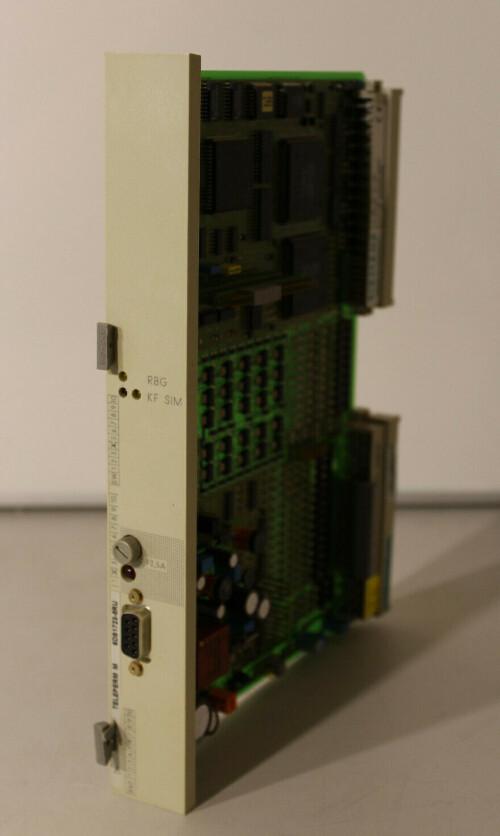 SIEMENS 6DS1723-8RU Control Module