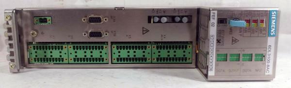 SIEMENS 6DL3100-8AC03 Processor Module
