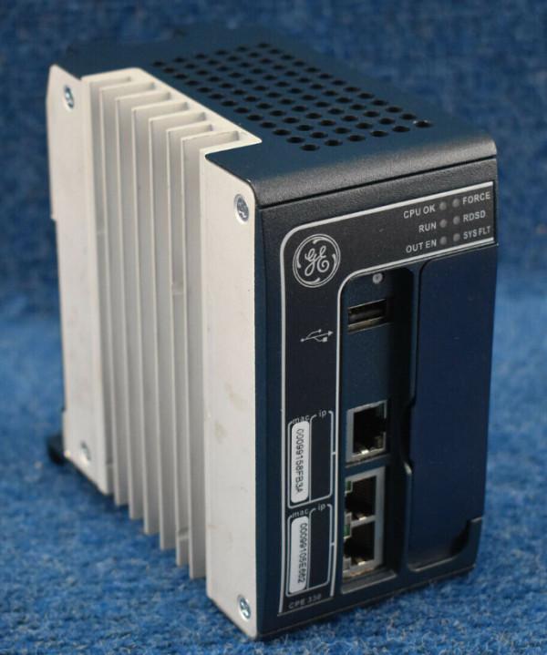 GE IC695CPE330 MODULE