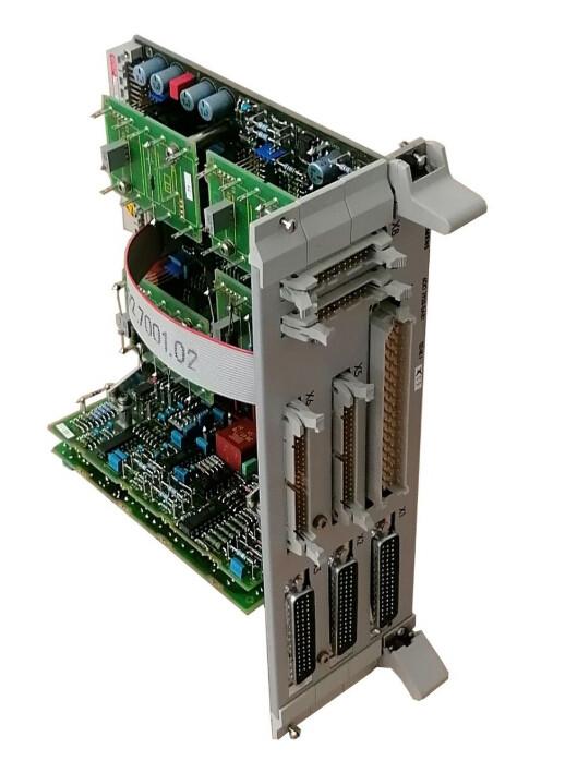 SIEMENS 7KG8000-8AB20/FF Processor Module