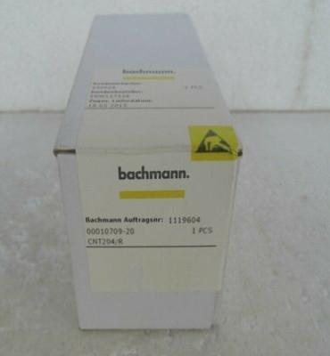BACHMANN CNT204/R Counter Module