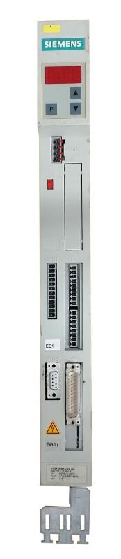 SIEMENS 6SE7012-0TP50 Control Module