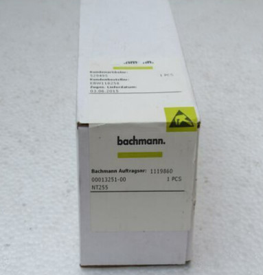BACHMANN NT255 Power Supply Module