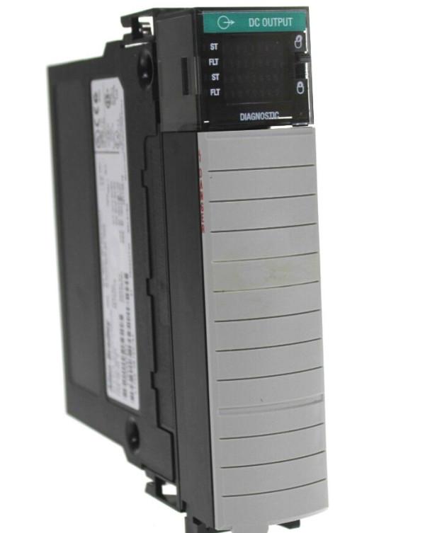 AB Allen Bradley 1756-OB16D/A I/O Module, Digital DC Output