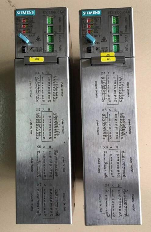 SIEMENS 6DL3100-8AA Module PLC