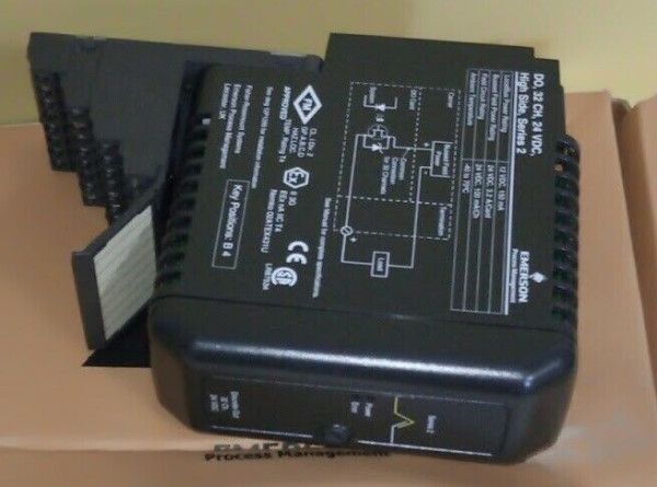 EMERSON Analog Input KJ3101X1-BA1 12P1865X062 VE4011B1