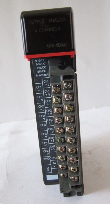 SIEMENS SIMATIC TI 405 405-4DAC-2 TI-405-4DAC-2