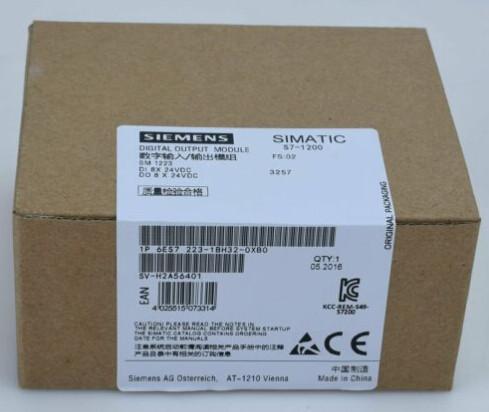 SIEMENS 6ES7223-1BH32-0XB0 Digital I/O Module