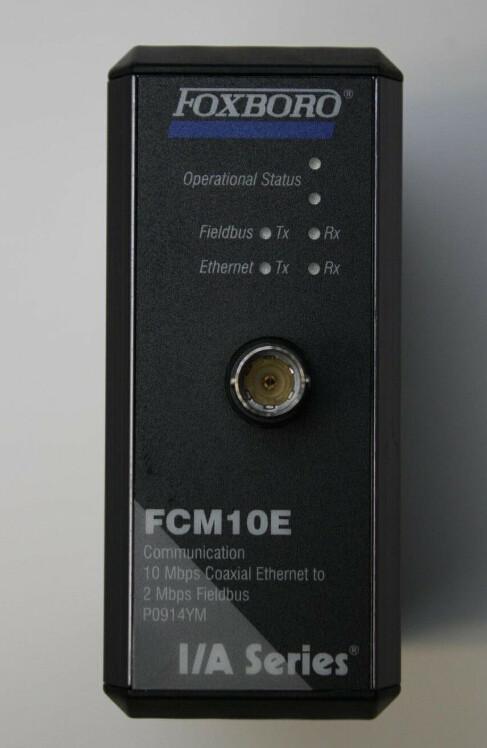 FOXBORO FCM10E P0914YM Communications Module