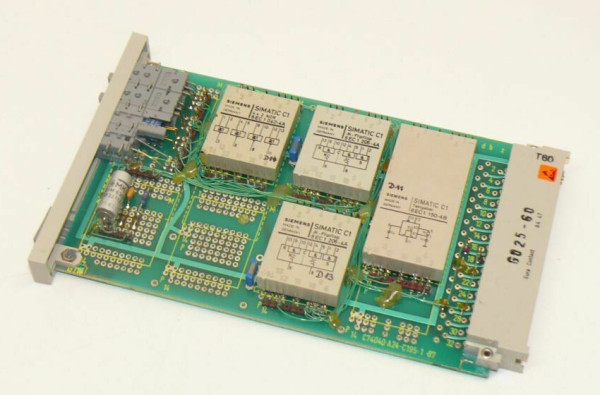 SIEMENS SITRANS FU E950 Module