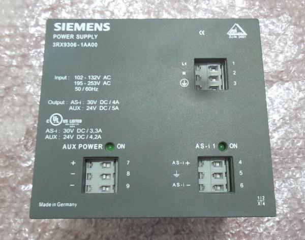 SIEMENS 3RX9306-1AA00 Power Supply 240v