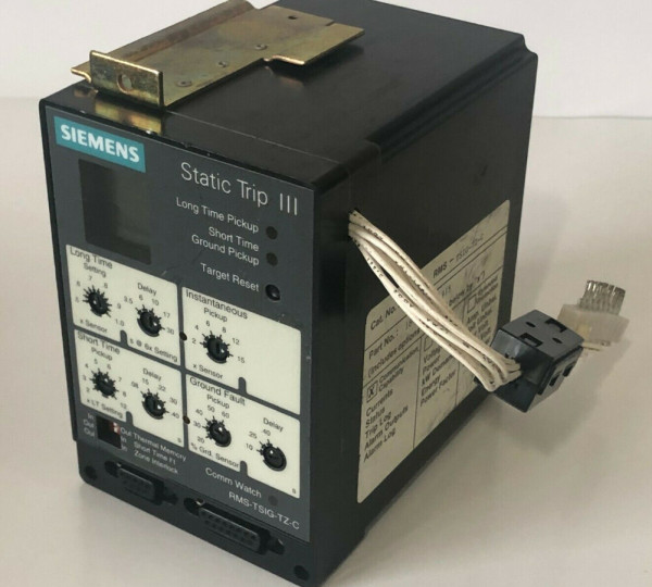 SIEMENS RMS-TSIG-TZ-R Circuit Module