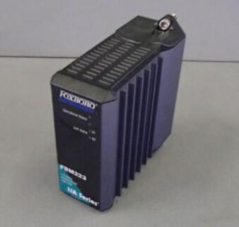FOXBORO FBM223 P0917HD Profibus-DP Module