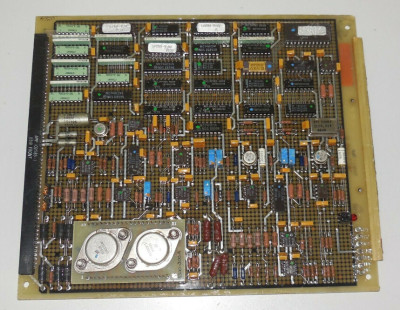 WOODWARD Digital Control 5461-655