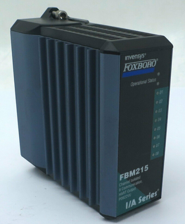 FOXBORO FBM215 P0922VU Communication Module