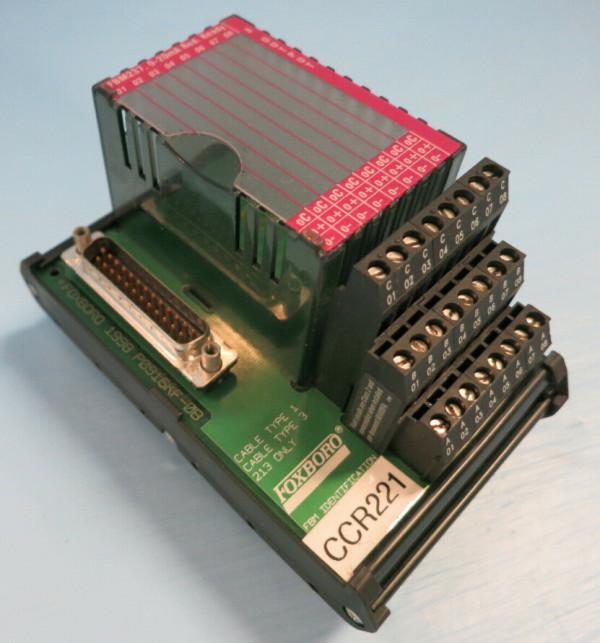 FOXBORO P0916CC I/A Series Module