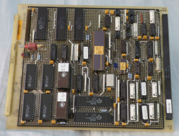 WOODWARD 5463-473 CPU Module