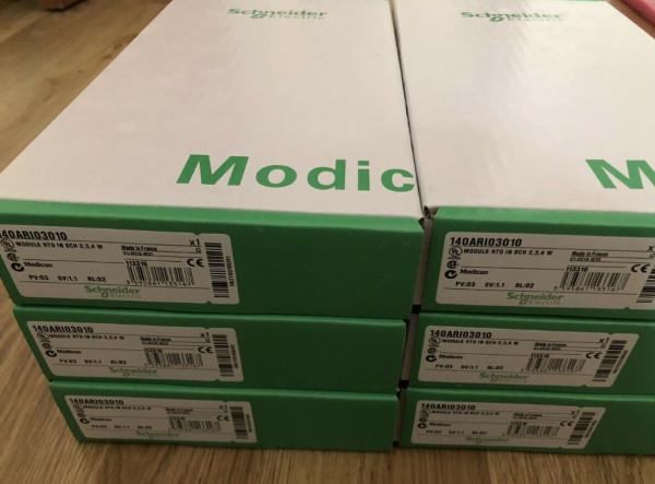 SCHNEIDER 140ARI03010 I/O Module