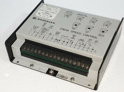 WOODWARD 9907-014 Speed Controller
