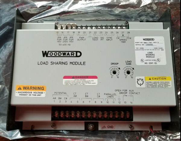 WOODWARD 9907-027 Sharing Module