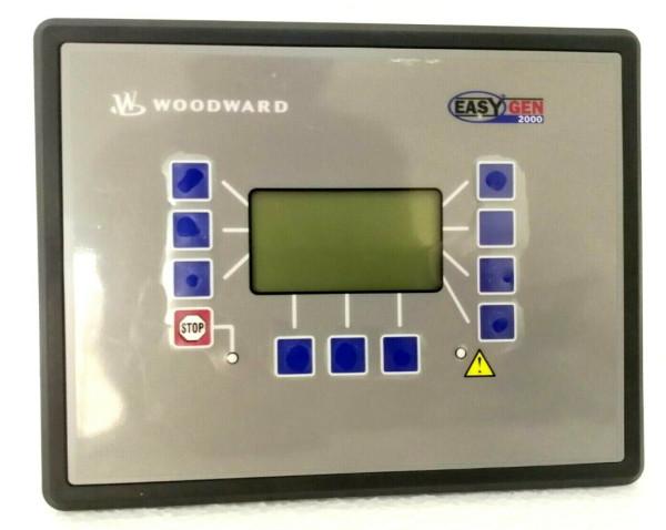 WOODWARD EASYGEN-2500-5 8440-1884 CONTROLLER