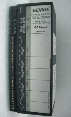GE FANUC IC660BBA101K-CA NSFS