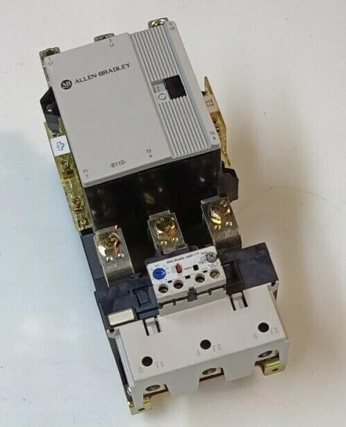 ALLEN BRADLEY 100-B600ND3 CONTACTOR 110/120V