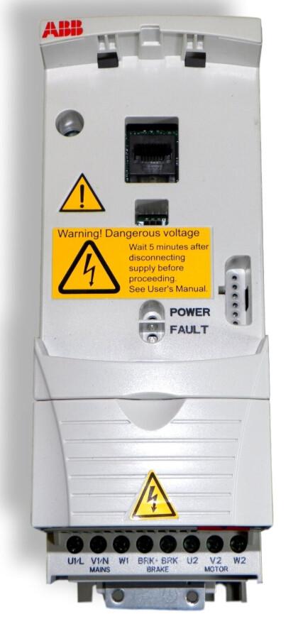 ABB ACS550-U1-059A-4 NSMP AC Drive