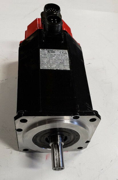 GE FANUC A06B-0128-B575#7076 Servo Motor