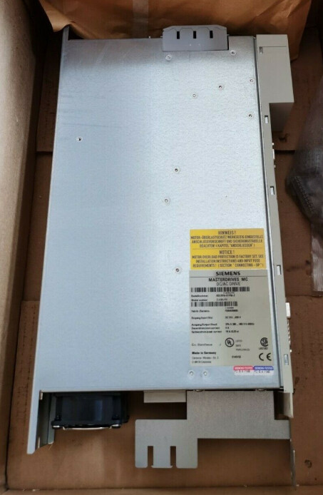SIEMENS 6SE7016-0TP50-Z NSMP Inverter Module