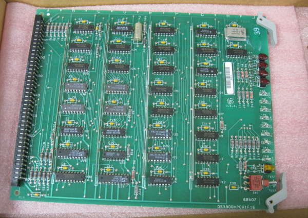 GENERAL ELECTRIC DS3800HFPB1F1E PROCESSOR BOARD