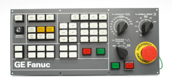 GE FANUC Interface Panels 44A739028-G12R00 NSNP
