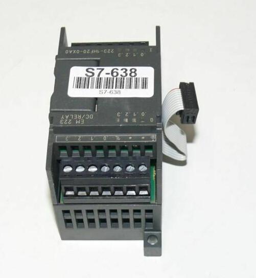 SIEMENS 6ES7646-1DC20-0HC0 OPERATOR INTERFACE PANEL