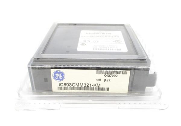 GE FANUC IC693CMM321-KM NSFS CONTROLLER MODULE