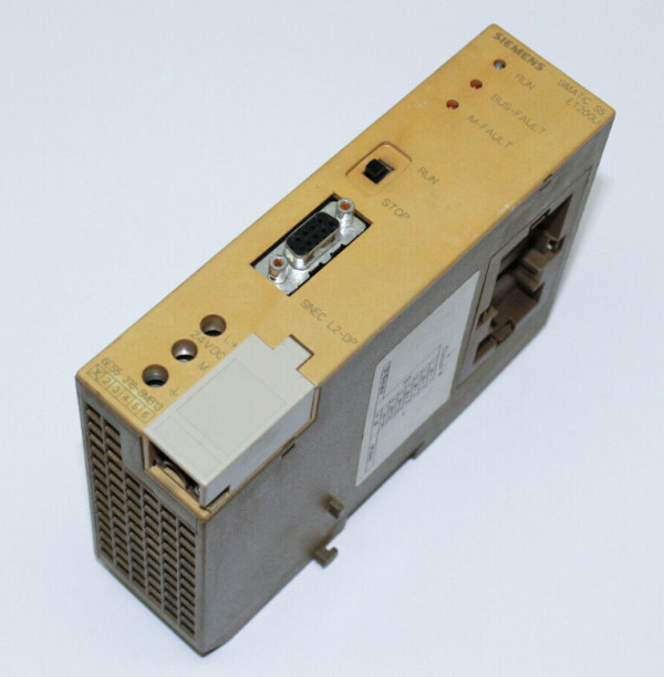 SIEMENS SIMATIC 6ES5318-8MB13 COMMUNICATION INTERFACE MODULE