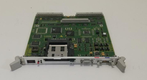 SIEMENS 6DD1600-0AJ0 NSFS CPU MODULE