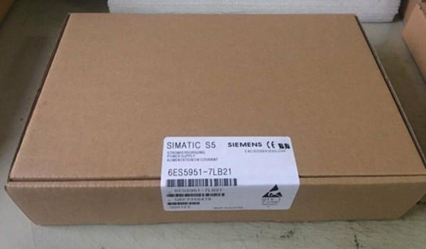 SIEMENS 6ES5951-7LB21 NSFS Power Supply