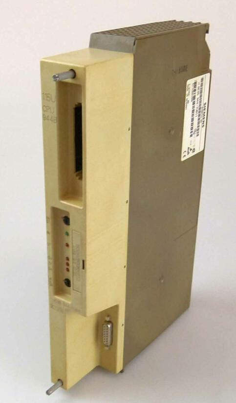 SIEMENS 6ES5944-7UB11 NSMP Processor Module