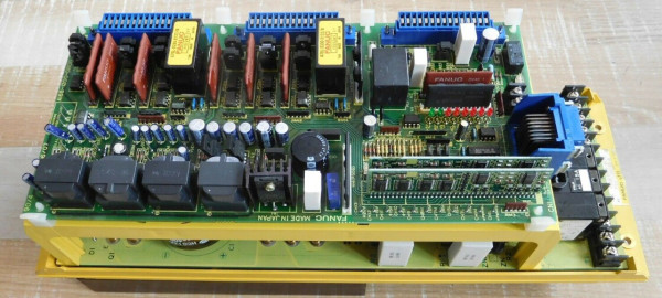 FANUC SERVO AMPLIFIER A06B-6058-H222