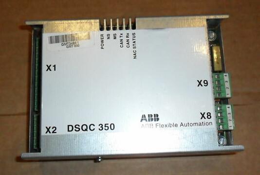 ABB 3HNE00025-1/20 DSQC350B NSNP CONTROL MODULE