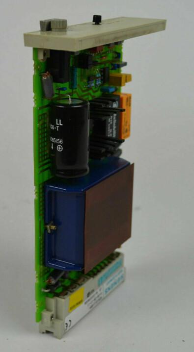SIEMENS 6DS1211-8AA NSMP Power Supply Module