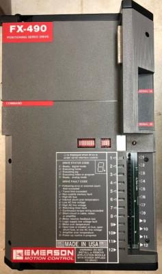 EMERSON FX-490 UNMP Control Module
