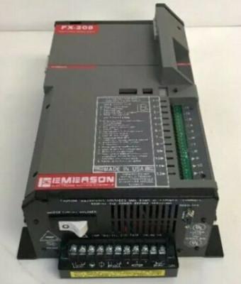 EMERSON SERVO Drive FX-208 960135-01 NSNP