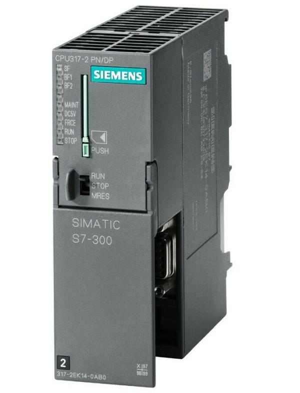 SIEMENS 6ES7317-2EK14-0AB0 NSFS Simatic S7-300 - CPU