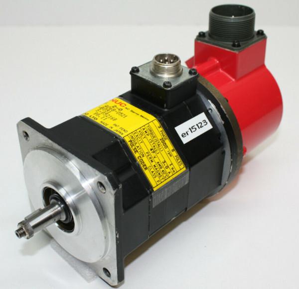 FANUC A06B-0268-B705 NSFS AC Servo Motor