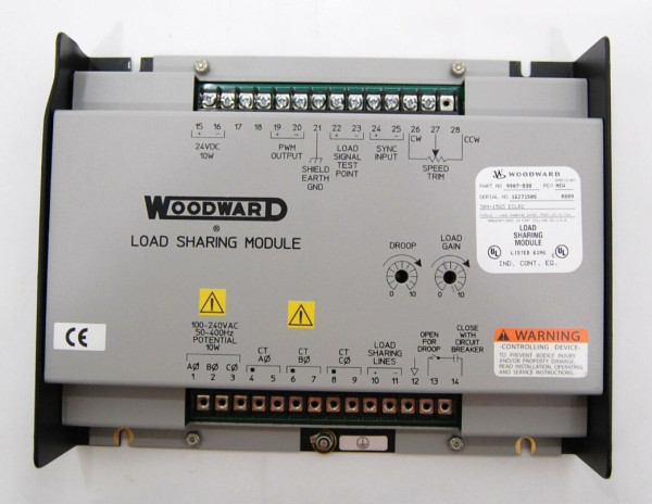 WOODWARD 5466-031 I/O CONTROLLER