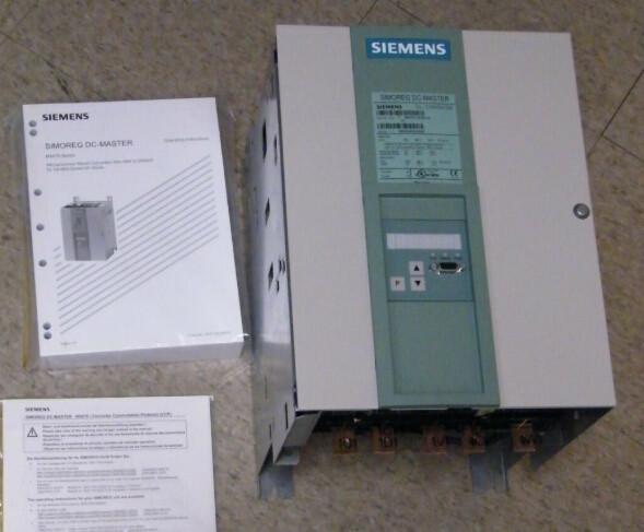 SIEMENS 6RA7031-6FV62-0-Z NSMP DRIVE SIMOREG DC