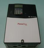 ALLEN BRADLEY POWERFLEX 70 20AE052A0AYNANC0 SER. A F/W 4.001 AC DRIVE